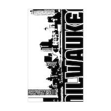 Milwaukee Skyline V Decal