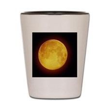 Full Moon Shot Glass