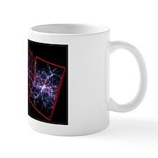 Galaxy cluster formation Mug