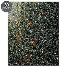 Globular cluster 47 Tucanae Puzzle