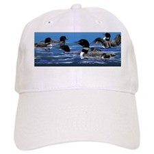 Lots of Loons! Baseball Cap