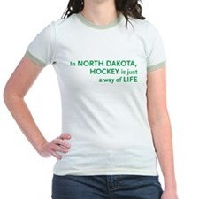North Dakota Hockey T