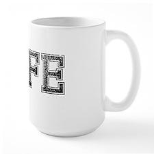 CAFE, Vintage Mug