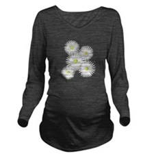Desiderata on Daisie Long Sleeve Maternity T-Shirt
