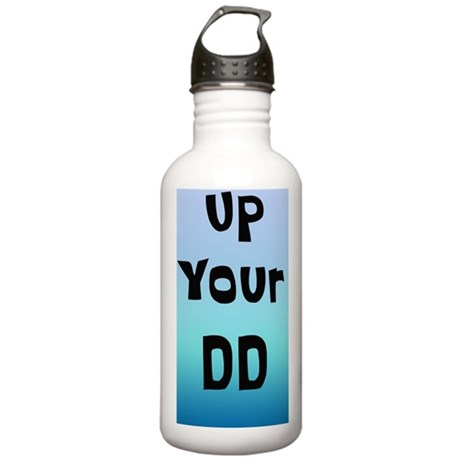 Up Your DD Stainless Water Bottle 1.0L