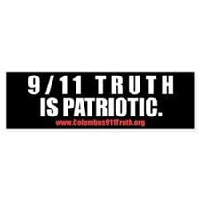 9/11 Truth is Patriotic. (bumpersticker)