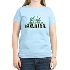 Cute Soldier's fiancee T-Shirt