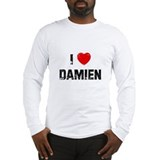I * Damien Long Sleeve T-Shirt
