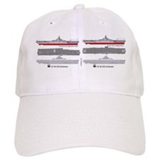 USS Antietam CV-36 Coffee Mug Baseball Cap