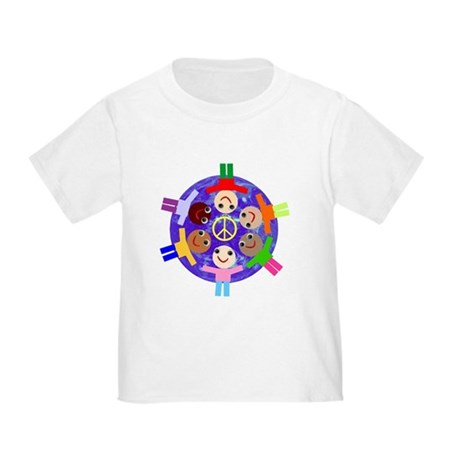 World Peace Toddler T-Shirt
