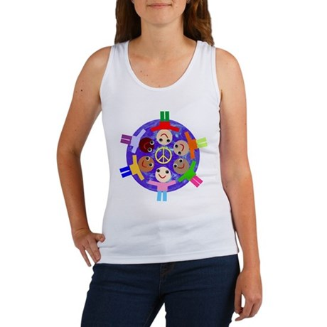 World Peace Women's Tank Top