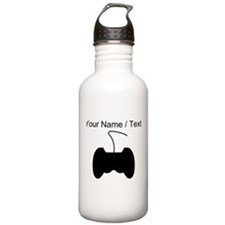 Custom Video Game Controller Sports Water Bottle