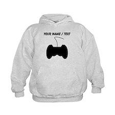 Custom Video Game Controller Hoody