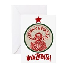Zapata Greeting Card
