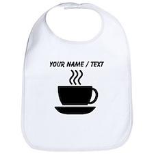Custom Coffee Icon Bib