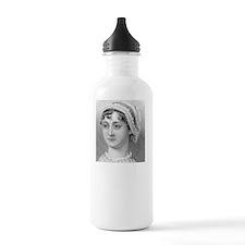 Jane homegirl blk Water Bottle