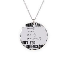 Maxwells Equation Necklace