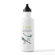 I Love Birding (Wagtai Water Bottle