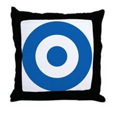 HAF Roundel Throw Pillow