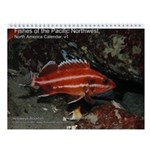 Fishes of the Pacific North West 2013 Calendar v1