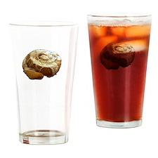 Buns Of Cinnamon Drinking Glass