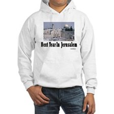 Next Year In Jerusalem Hoodie