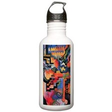 August Macke Colored C Water Bottle