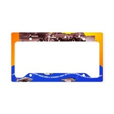 Saugatuck Chain Ferry License Plate Holder