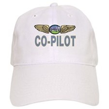 RV Co-Pilot Baseball Cap
