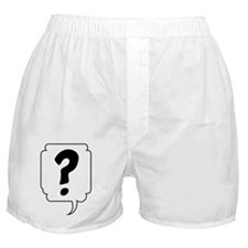 Speech Balloon ? Boxer Shorts