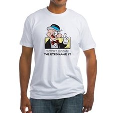 The Eyes Have It Fitted T-Shirt