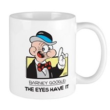 The Eyes Have It Mug