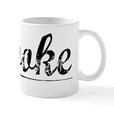 Brooke, Vintage Mug