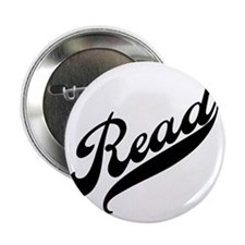 """Reading Style 2.25"""" Button"""