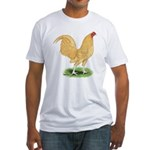 Buff OE Cock Fitted T-Shirt