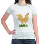 Buff OE Cock Jr. Ringer T-Shirt
