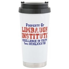 Property of Limbaugh Institute Ceramic Travel Mug