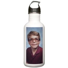 beau_pic_child Water Bottle