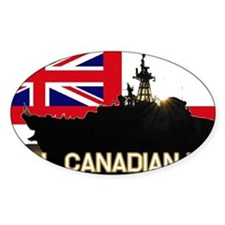 Royal Canadian Navy Decal