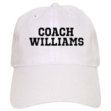 Personalized Sports Coach Baseball Cap