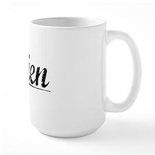 Chien, Vintage Mug