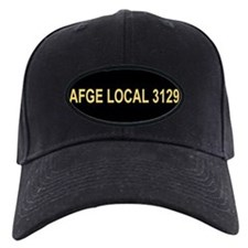 AFGE Local 3129 <BR>Baseball Hat 4