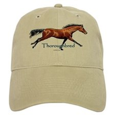 Thoroughbred Baseball Cap