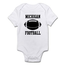 Michigan football Infant Bodysuit