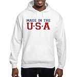 MADE IN THE USA Hooded Sweatshirt