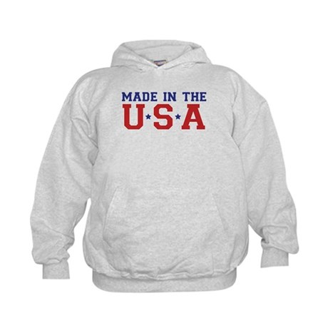 MADE IN THE USA Kids Hoodie