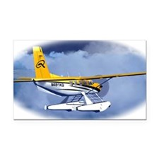 Quest Kodiak Rectangle Car Magnet
