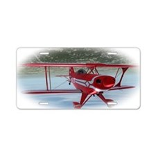Pitts S2S Aluminum License Plate