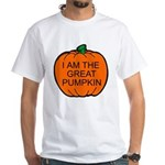 The Great Pumpkin White T-Shirt