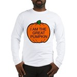 The Great Pumpkin Long Sleeve T-Shirt